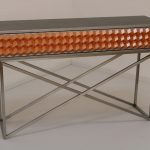 'Cobre Amore' Console by Annette Wernick